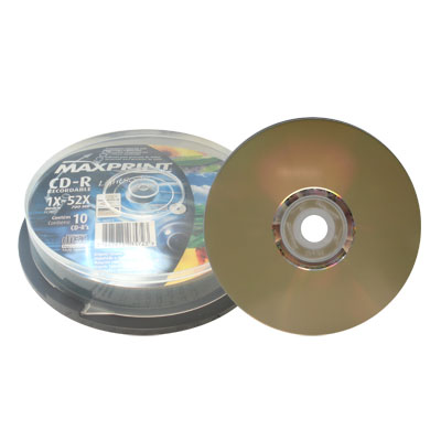 CD-R MAXPRINT LIGHTSCRIBE